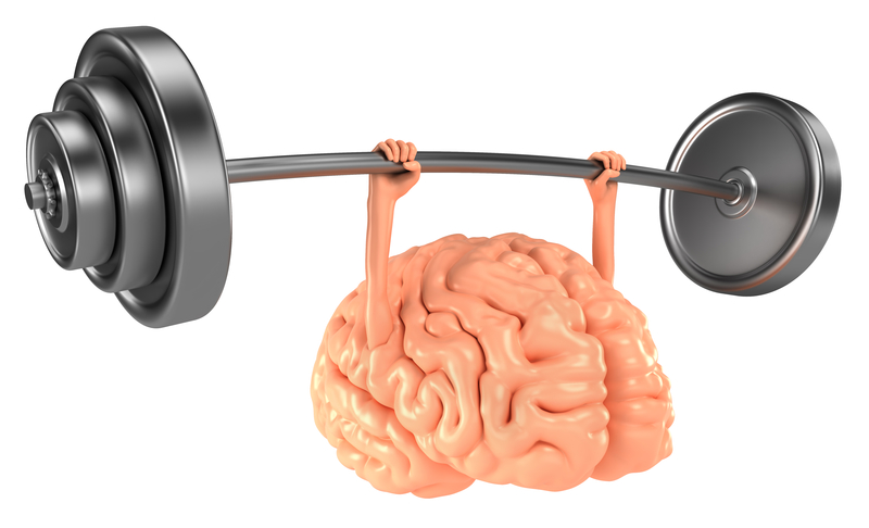ירידה בזיכרון הקשורה להזדקנות וחיזוק שרירים